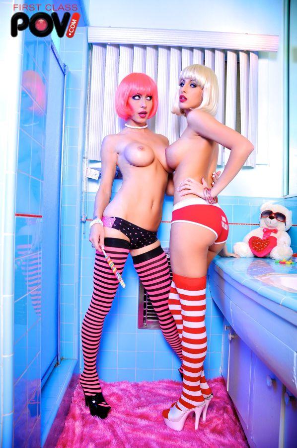 Jessica jaymes and kortney kane big boobs and big booty 4
