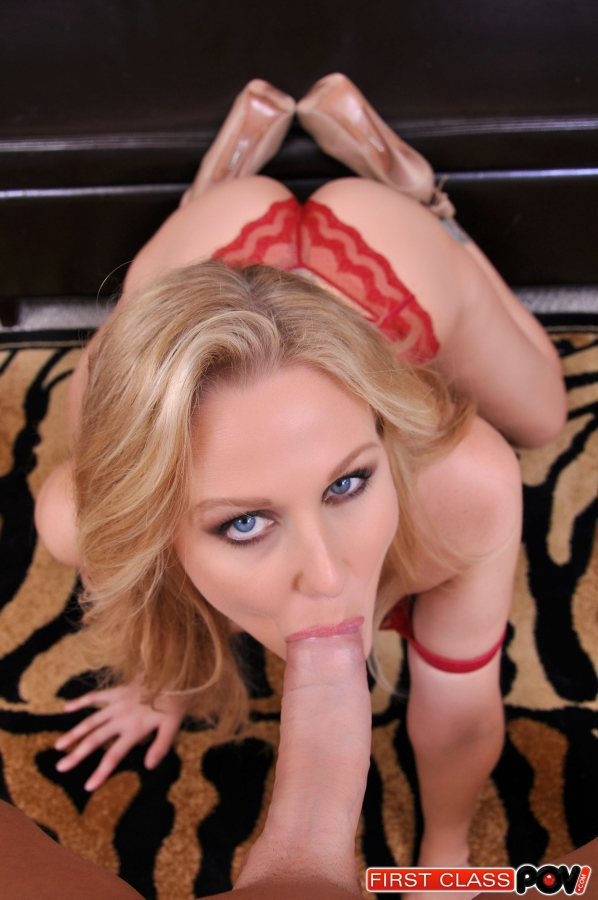 Julia ann blowjob