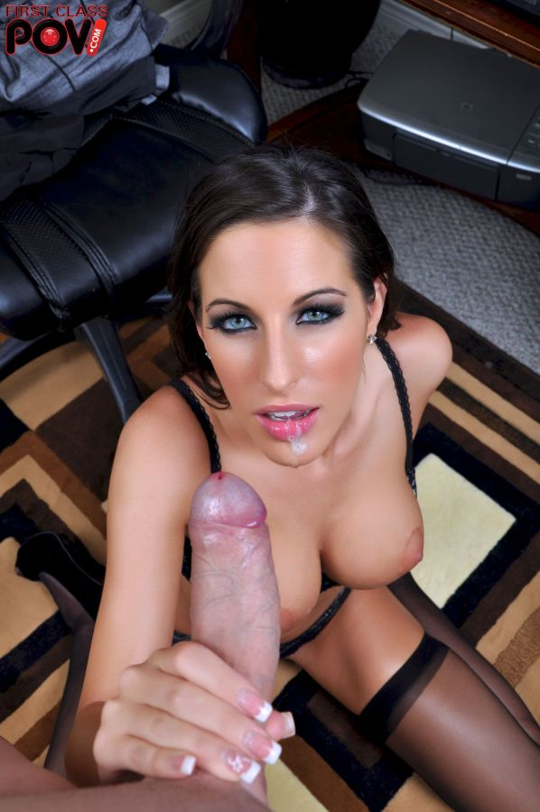 Kortney kane pov blowjob